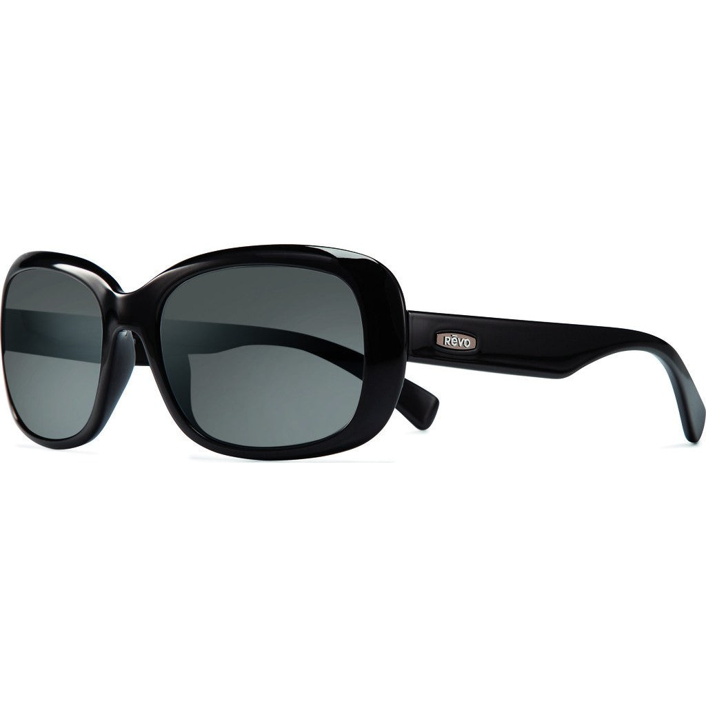 Revo Eyewear Paxton Black Sunglasses | Graphite RE 1039 01 GY