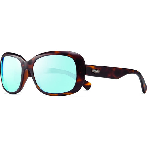Revo Eyewear Paxton Matte Honey Tortoise Sunglasses | Blue Water RE 1039 12 BL