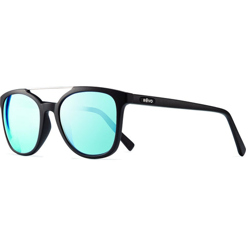 Revo Eyewear Clayton Black Sunglasses | Blue Water RE 1040 01 BL