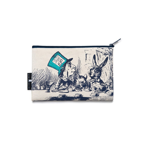 Out of Print Alice in Wonderland Pouch | Multi RECC-1004