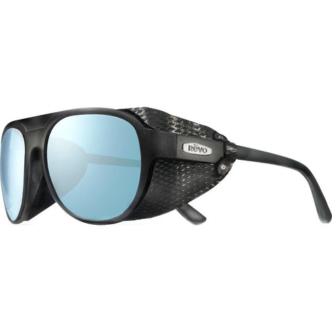 Revo Eyewear Traverse Black Sunglasses | Blue Water RE 1036 01 BL