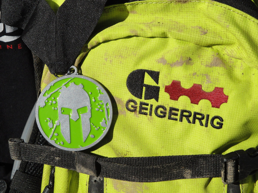 Geigerrig Rig 500 Hydration Backpack | Citrus