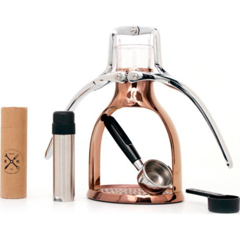 ROK Espresso Maker | Copper/Chrome ROKMAKERCOP