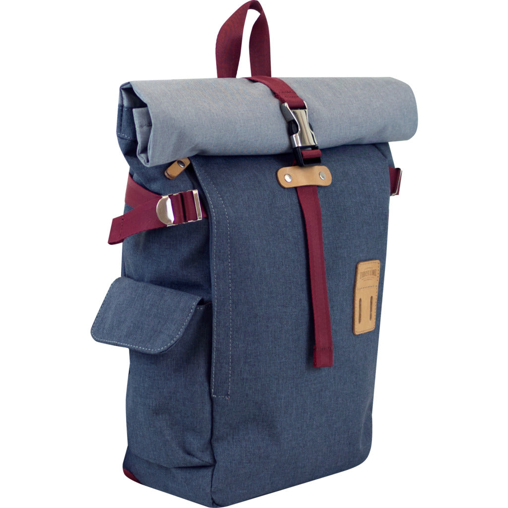 Harvest Label Rolltop Backpack plus | Gray hfc-9017-gry