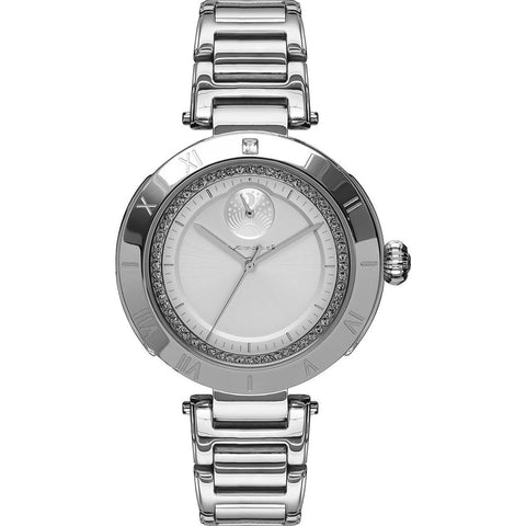 Vestal The Rose Watch | Silver/Polished RSE3M001