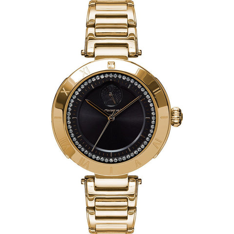 Vestal The Rose Watch | Gold/Black/Polished RSE3M002