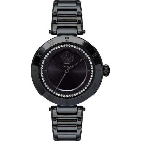 Vestal The Rose Watch | Black/Polished RSE3M003