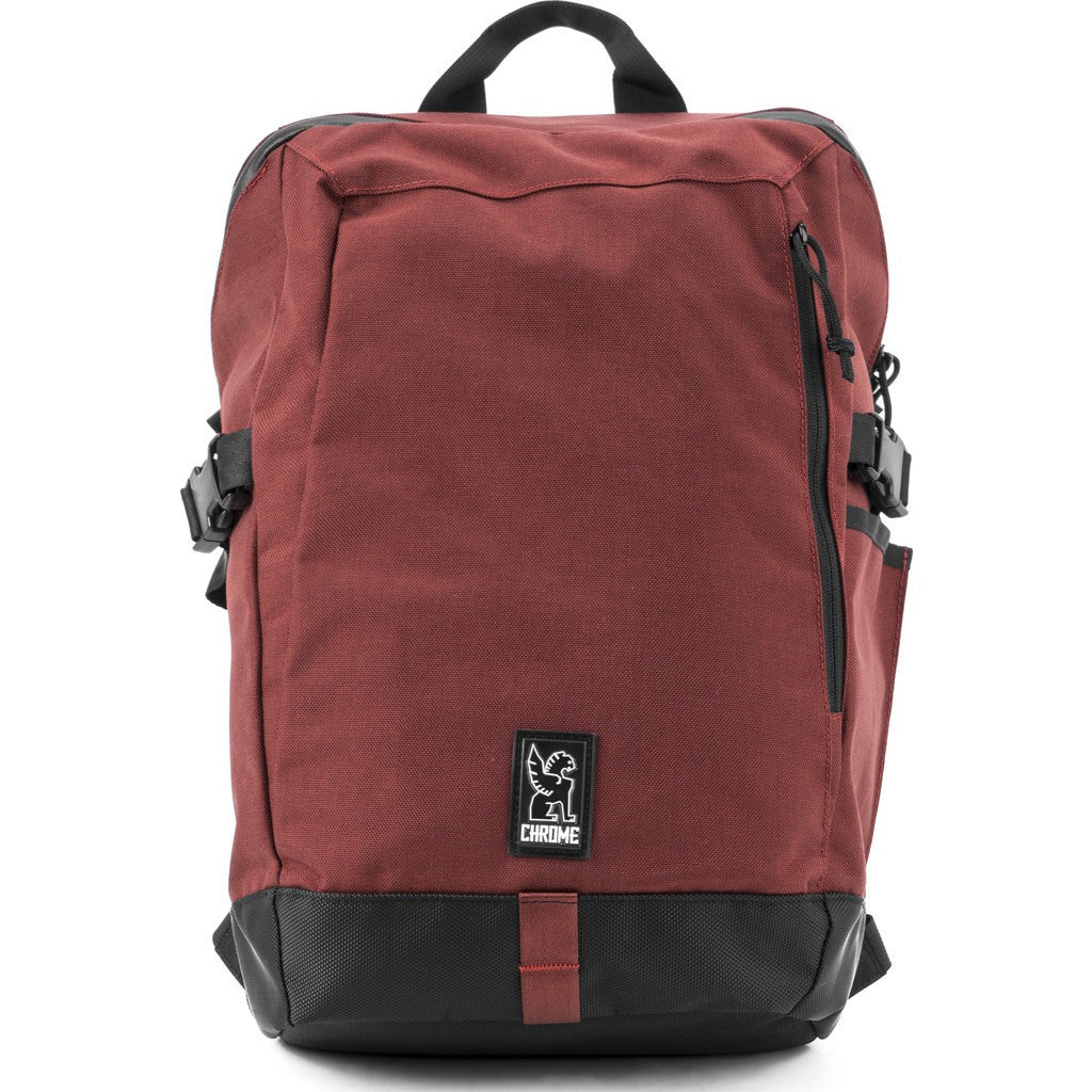 Chrome Rostov Daypack Backpack | Brick/Black BG-187 BRIK