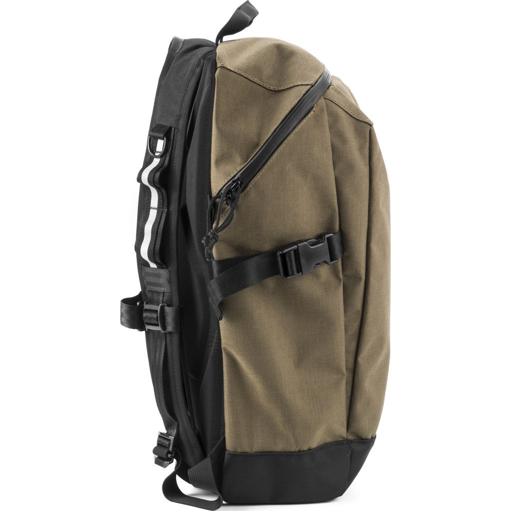 Chrome Rostov Daypack Backpack | Brown/Black BG-187 MLBK
