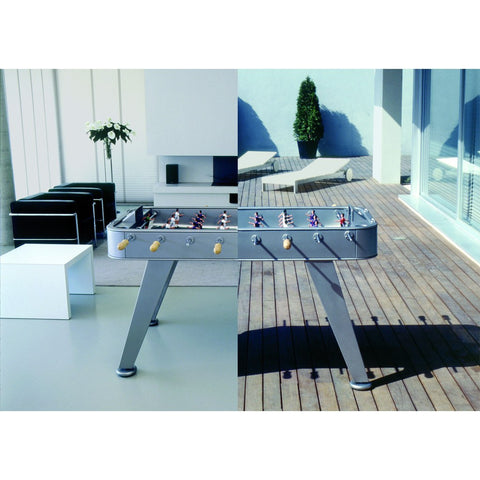 RS Barcelona RS#2 Foosball Table | Inox