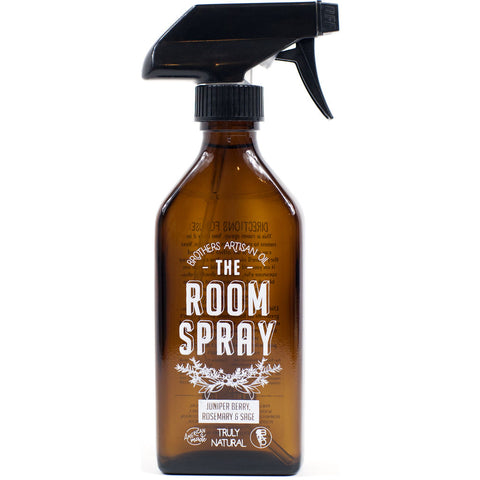 Brothers Artisan The Room Spray | Juniper Berry, Rosemary & Sage RSJRS
