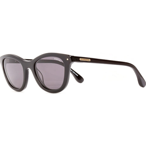 Vestal Rue Bourbon Sunglasses | Black/Grey VVRB001