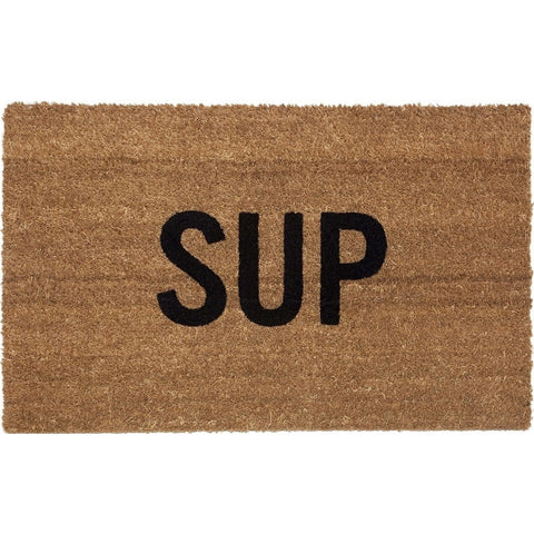 Reed Wilson Design Sup Doormat | Flocked Lettering DRMT106