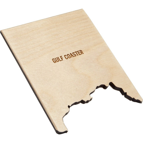 Reed Wilson Design Single Gulf Coaster | Baltic Birch CSTR103IND