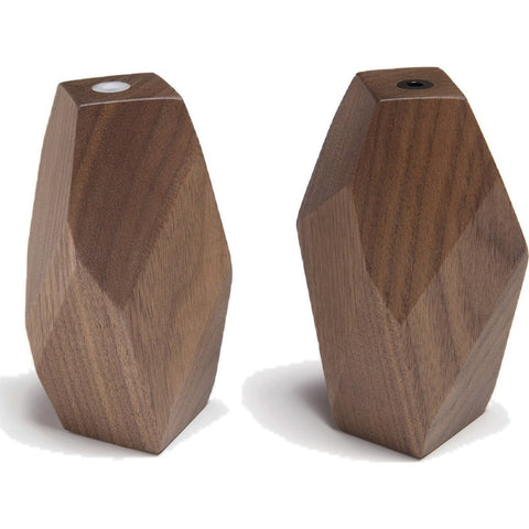 Reed Wilson Design Salt and Pepper Shakers | Walnut SHKR101