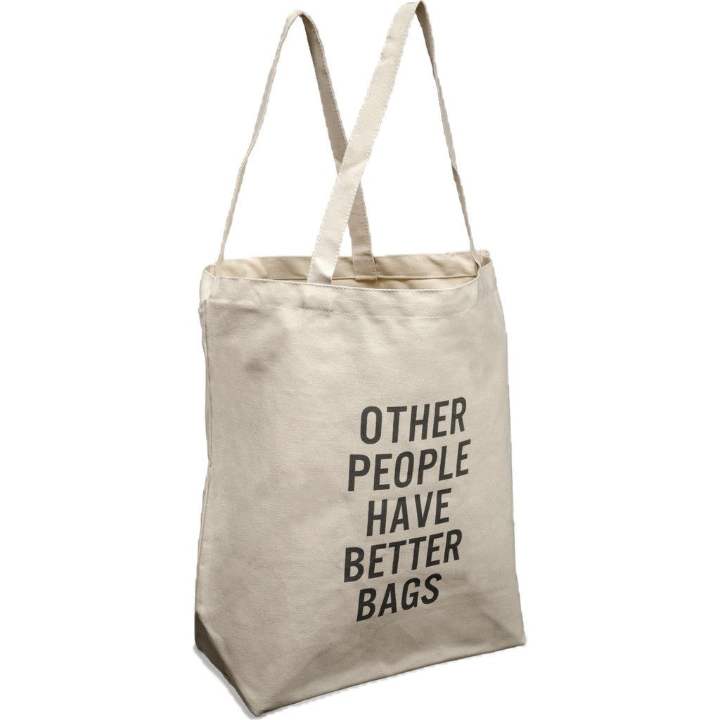 Reed Wilson Design Quote Tote Bag | Canvas BAG101