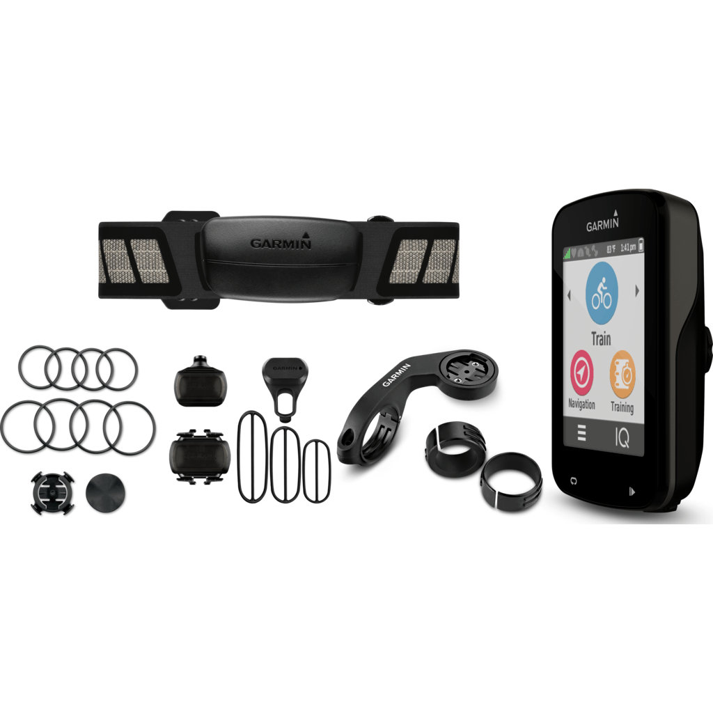 Garmin Edge 820 GPS Touchscreen Bike Computer | Black 010-01626-01