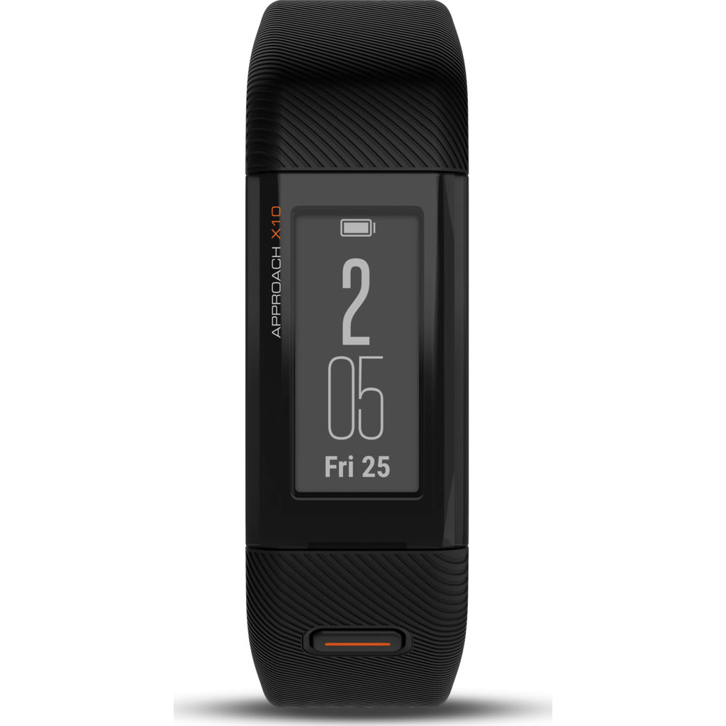 Approach X10 Golf GPS Activity Tracker | Matte Black 010-01851-00