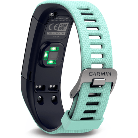 Garmin Approach X40 Golf GPS Activity Tracker | Frost Blue/Midnight Blue 010-01513-02