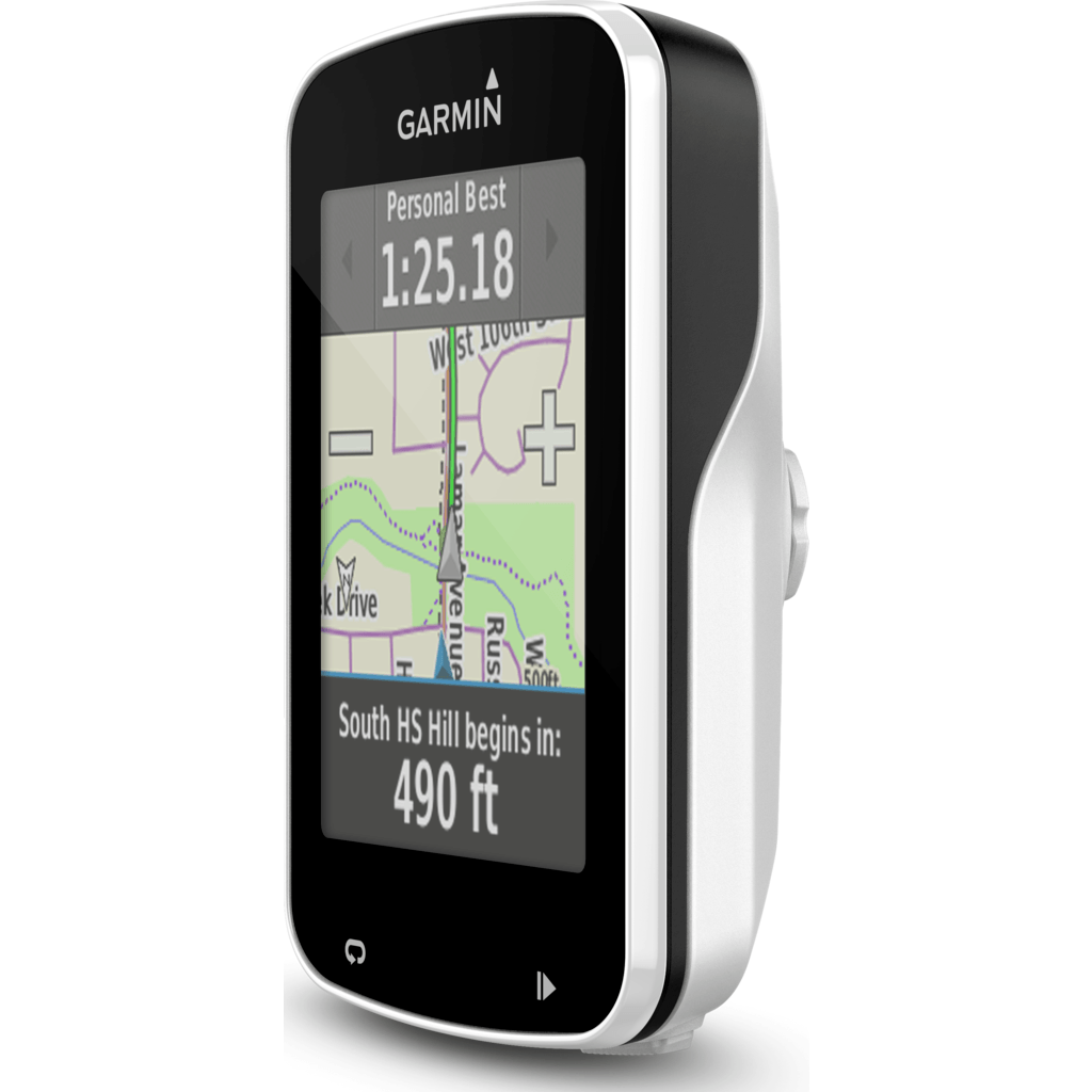 Garmin Edge Explore 820 GPS Touchscreen Bike Computer | Silver/Black 010-01626-02