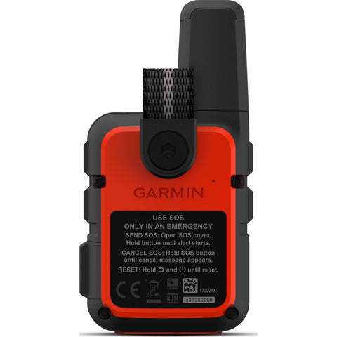 Garmin inReach Mini Satellite Communicator | Orange