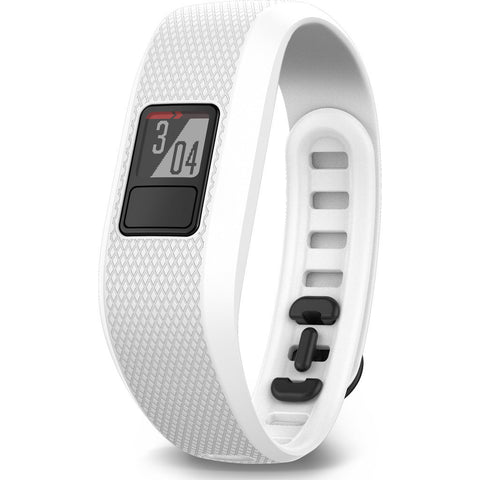 Garmin Vivofit 3 Activity Tracking Band | White Regular 010-01608-01