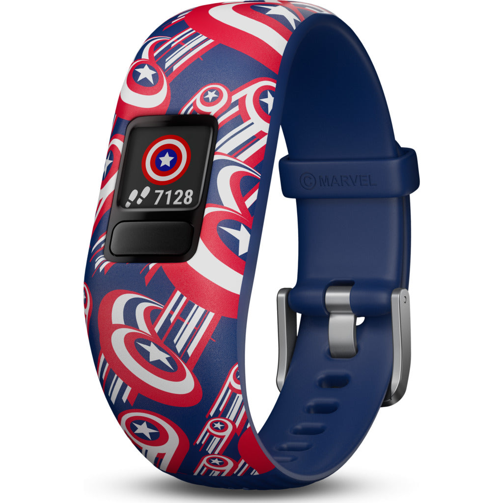 Garmin Vivofit Jr.2 Kid's Adjustable Watch | Captain America