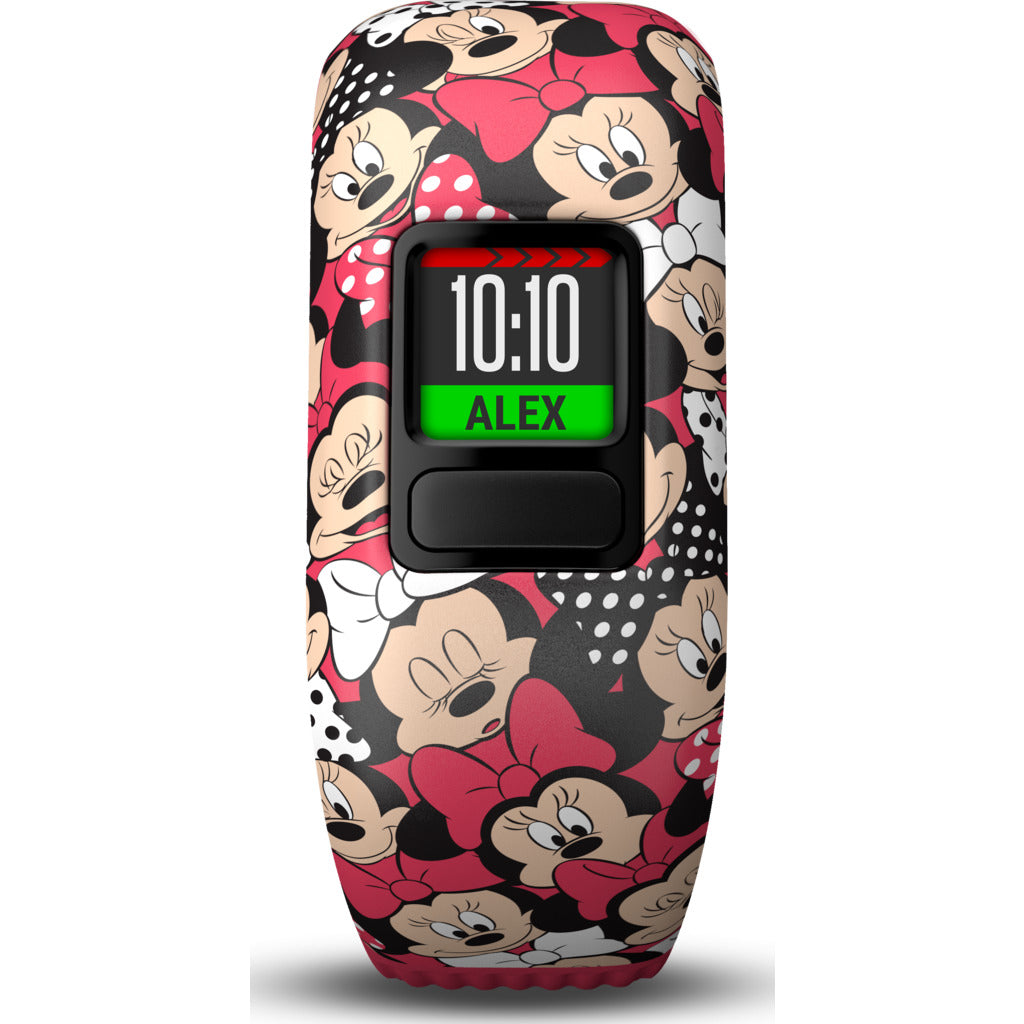 Garmin Vivofit Jr.2 Kid's Stretchy Watch | Minnie Mouse