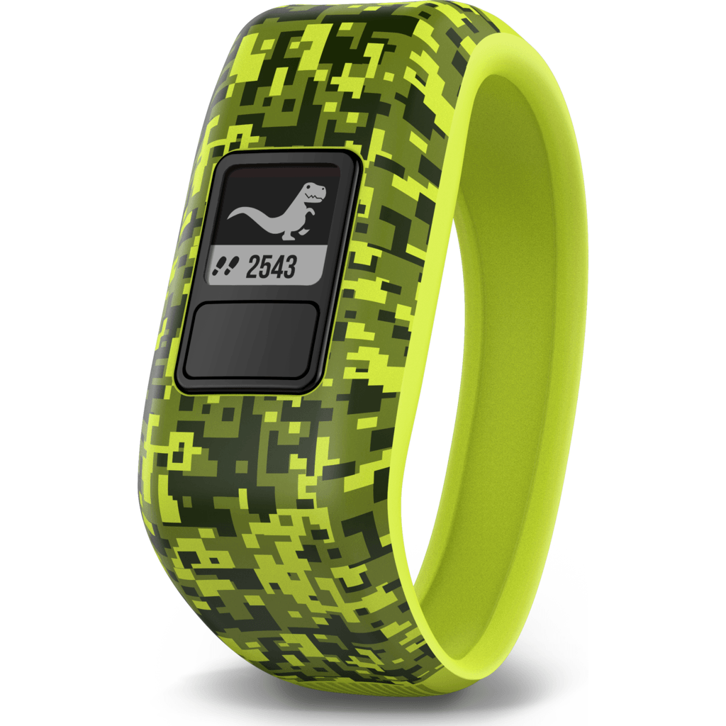 Garmin Vivofit Junior Activity Tracking Band | Digi Camo 010-01634-01