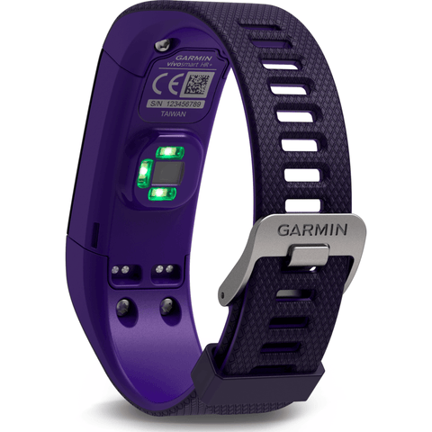 Garmin Vivosmart HR+ GPS Activity Tracker | Imperial Purple/Kona