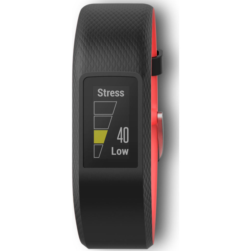 Garmin Vivosport GPS Smart Activity Tracker | Fuchsia S/M 010-0179-11