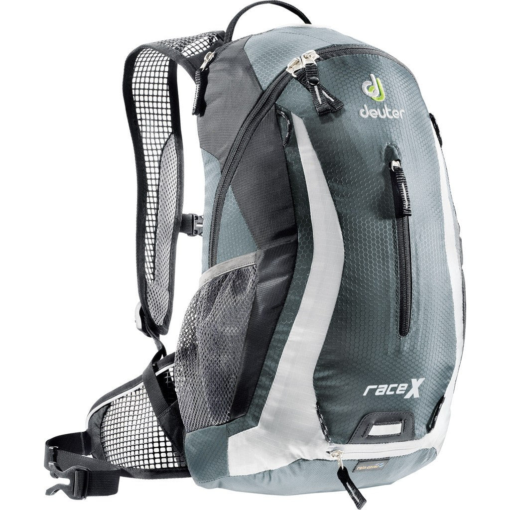 Deuter Race X Hydration Backpack | Granite/White 32123 41110