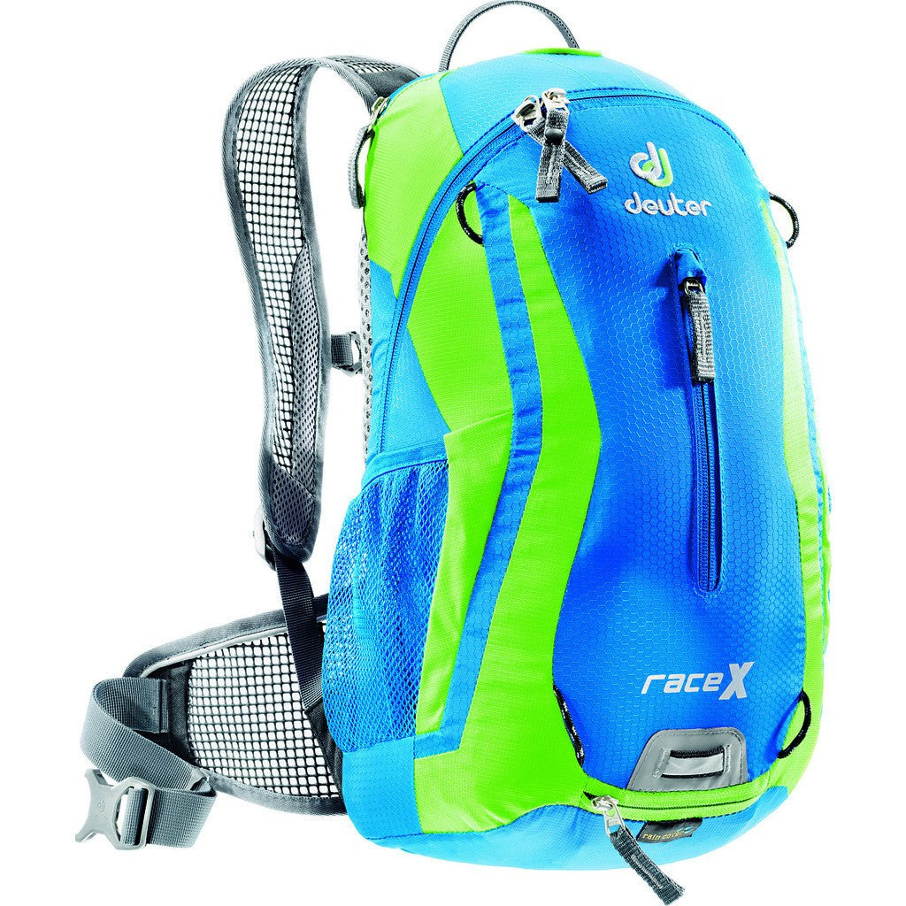 Deuter Race X Hydration Backpack | Ocean/Kiwi 32123 32240