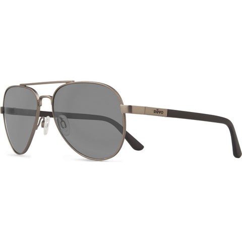 Revo Eyewear Raconteur Gunmetal Sunglasses | Graphite RE 1011 00 GGY
