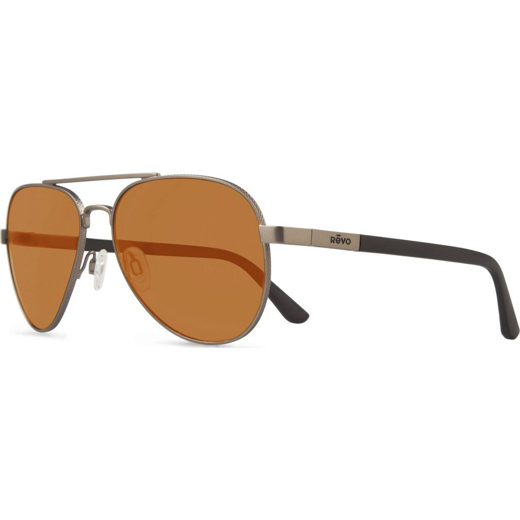 Revo Eyewear Raconteur Gunmetal Sunglasses | Open Road RE 1011 00 OR