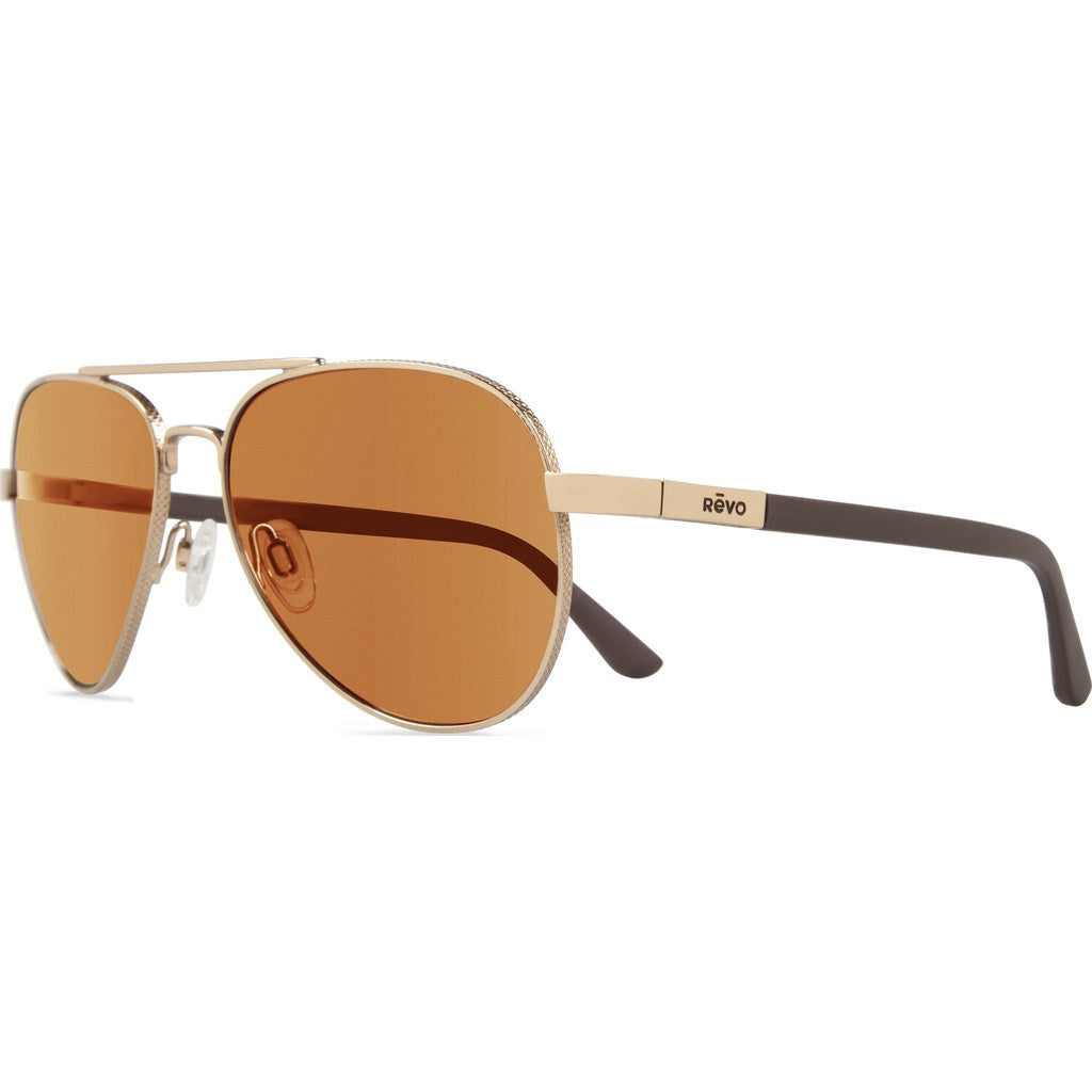 Revo Eyewear Raconteur Gold Sunglasses | Open Road RE 1011 04 OR