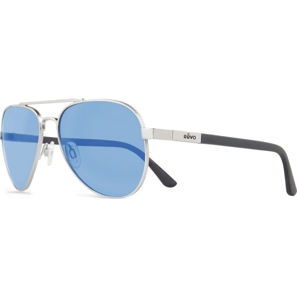Revo Eyewear Raconteur Chrome Sunglasses | Blue Water RE 1011 03 BL