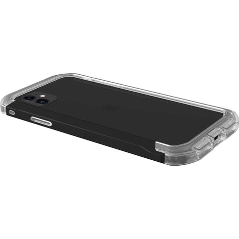 Elementcase Rail iPhone 11 Case | Clear/Solid Black