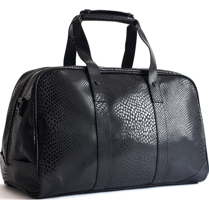 RAINS x S.T. Valentin Bag | Textured Black