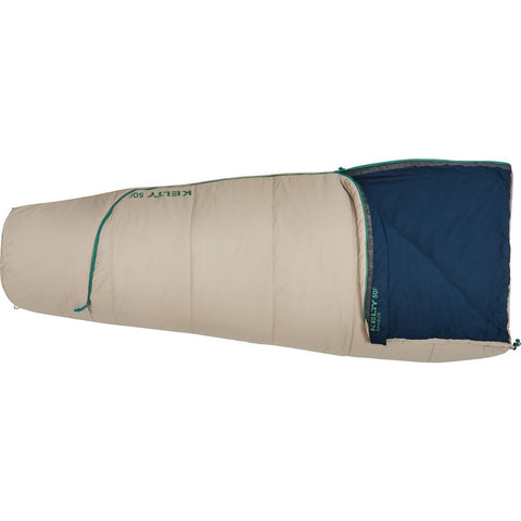 Kelty Rambler 50F Synthetic Sleeping Bag | Sand Reg Rh  35415316RRRSD