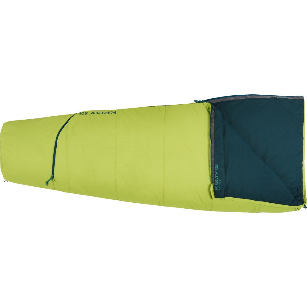 Kelty Rambler 50F Synthetic Sleeping Bag | Green Apple Reg Rh 35415316RRGAP