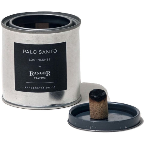 Ranger Station Natural Wood Incense Logs | Palo Santo