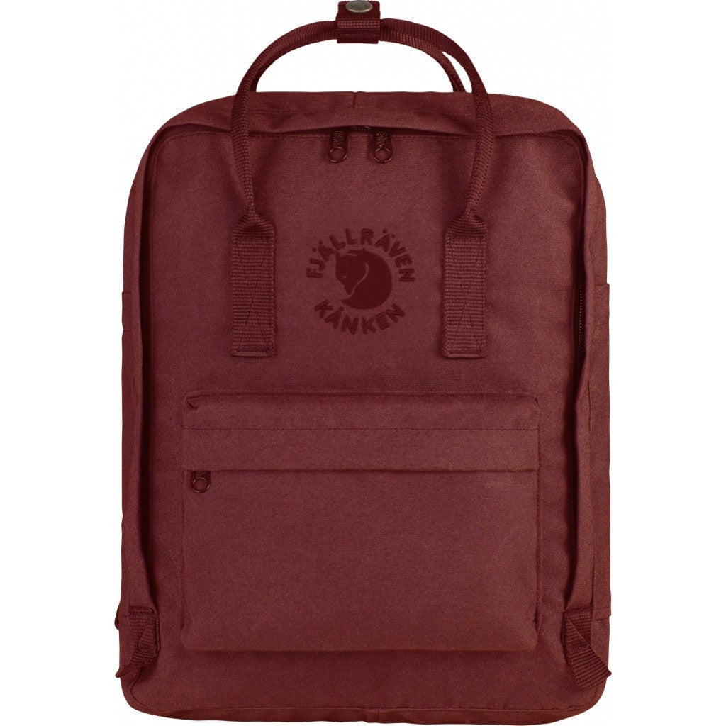 Fjallraven Re-Kanken Backpack | Ox Red F23548-326
