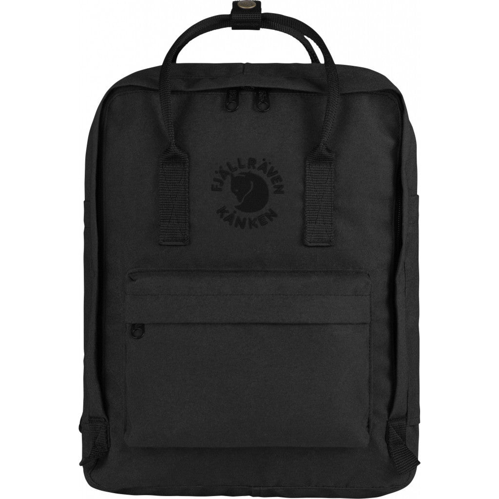 Fjallraven Re-Kanken Backpack | Black F23548-550