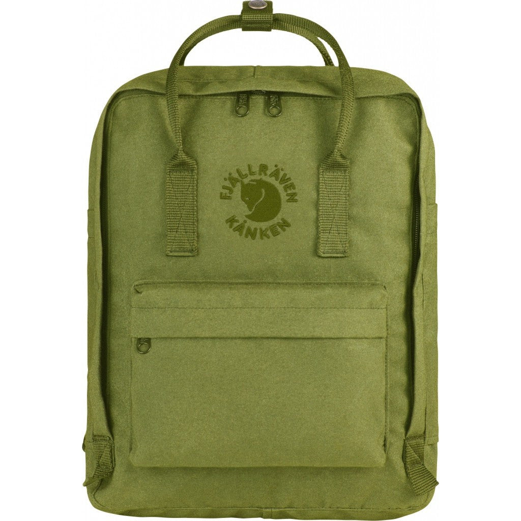 Fjallraven Re-Kanken Backpack | Spring Green F23548-607
