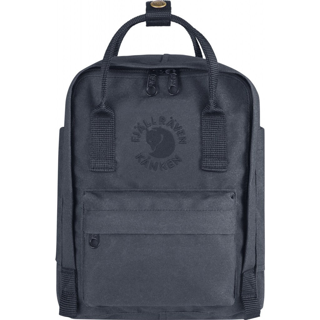 Fjallraven Re-Kanken Mini Backpack | Slate F23549-041