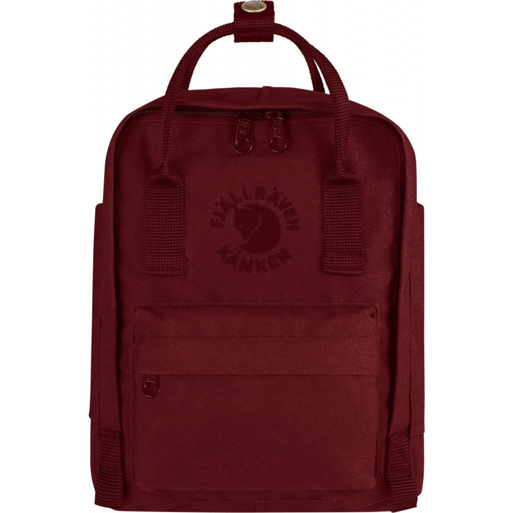 Fjallraven Re-Kanken Mini Backpack | Ox Red F23549-326