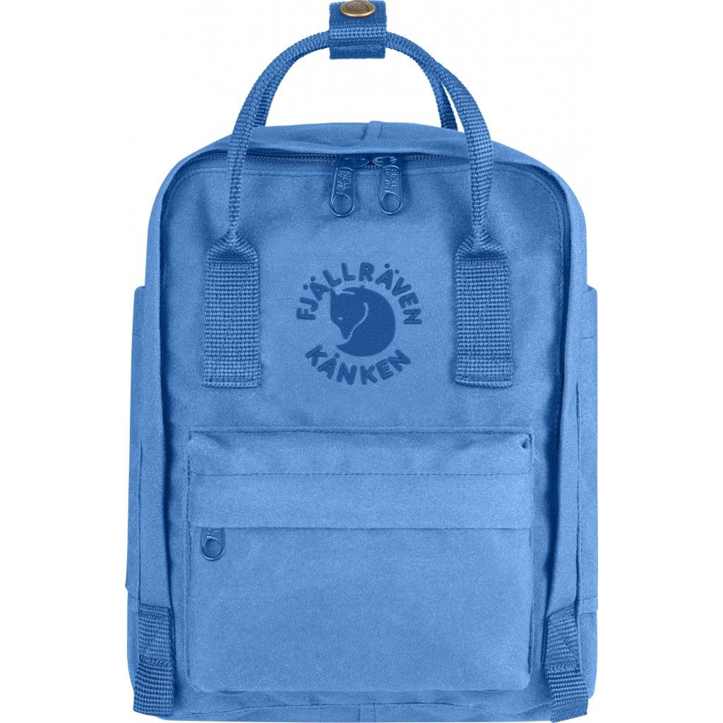Fjallraven Re-Kanken Mini Backpack | UN Blue F23549-525