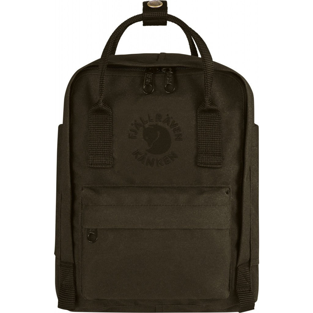 Fjallraven Re-Kanken Mini Backpack | Dark Olive F23549-633