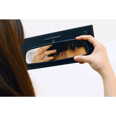 Afterain Black Notebook | Rearview Mirror SM008-BM